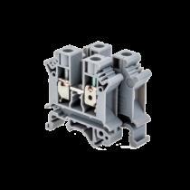 Клемма винтовая одноуровневая MEYERTEC MTU-10 (комплект 20 шт)