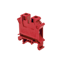 Клемма винтовая одноуровневая MEYERTEC MTU-10RD (комплект 20 шт)