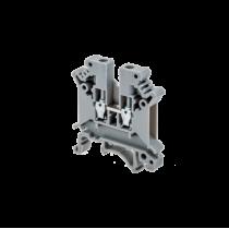 Клемма винтовая одноуровневая MEYERTEC MTU-4 (комплект 25 шт)