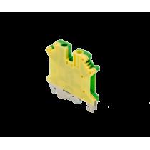 Клемма винтовая заземляющая MEYERTEC MTU-4PE (комплект 25 шт)