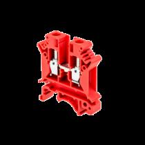 Клемма винтовая одноуровневая MEYERTEC MTU-6RD (комплект 25 шт)