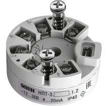 Нормирующий преобразователь для термометров сопротивления и термопар ОВЕН НПТ-3.00.1.2