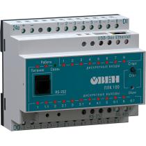 Контроллер для малых систем автоматизации ОВЕН ПЛК100-24.Р-М