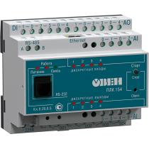 Контроллер для малых систем автоматизации ОВЕН ПЛК154-220.И-М