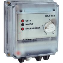 Регулятор уровня жидкости с контролем осушения насоса ОВЕН САУ-М2