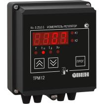 ПИД-регулятор с универсальным входом для задвижек ОВЕН ТРМ12-Н.У.Р