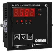 ПИД-регулятор с универсальным входом для задвижек ОВЕН ТРМ12-Щ11.У.Р