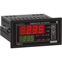 ПИД-регулятор с универсальным входом для задвижек с RS-485 ОВЕН ТРМ212-Щ2.РР