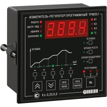 ПИД-регулятор с пошаговыми программами и RS-485 ОВЕН ТРМ251-Щ1.ТРР