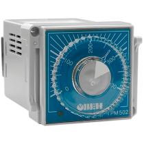 Терморегулятор с заданием уставки ручкой ОВЕН ТРМ502