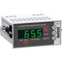 Цифровой задатчик сигналов 4…20 мА и 0…10 В ОВЕН УЗС1-Щ2.И
