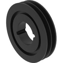 Шкив клиновой под втулку тапербуш Pizzirani SPZ 60-01 TB 1008 (PHP 1SPZ 60 TB)