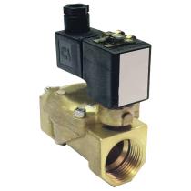 Клапан соленоидный прямого действия нормально закрытый PLESK P4600-25-250-1HA без катушки DN25 PN24