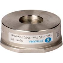 Клапан обратный пружинный нержавеющая сталь межфланцевый ZETKAMA 275I-032-E51 DN32 PN40
