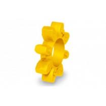 Упругий элемент типа паук желтый EG24032 Sati