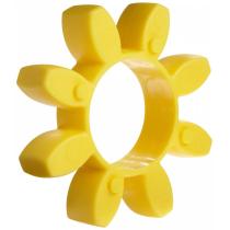 Упругий элемент типа паук желтый Sati 92A (Rotex 24) EG24032