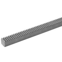Рейка зубчатая прямозубая: 15x15, L=500 мм, M=1 CR26050 Sati
