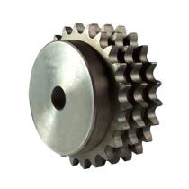 Звездочка трехрядная плоская без ступицы под расточку Sati для цепи: 08B-3, 12,75 x 7,75 мм, Z=11 CT09011