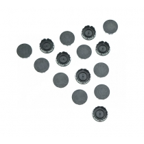 Заглушки пластиковые в рельс VP-LLTH-15-01-C070 (M/P017333) SKF