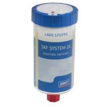 Автоматический одноточечный лубрикатор с газовым приводом LAGD 125/FP2