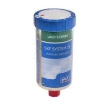 Автоматический одноточечный лубрикатор с газовым приводом LAGD 125/GB2
