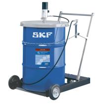 Тележка для бочек SKF LAGT 180 массой до 200 кг