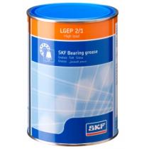 Антизадирная пластичная смазка для высоких нагрузок SKF LGEP 2/1