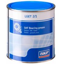Пластичная смазка для экстремальных температур и условий LGET 2/1
