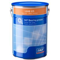 Высоковязкая пластичная смазка для высоких нагрузок и температур LGHB 2/5