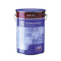 Высокотемпературная пластичная смазка с улучшенными характеристиками SKF LGHP 2/5