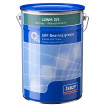 Пластичная смазка для высоких нагрузок и широкого диапазона температур LGWM 2/5