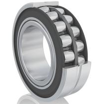 Подшипник роликовый сферический радиально упорный двухрядный BS2-2207-2RS/VT143 35x72x28 мм SKF