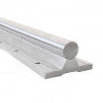 Вал прецизионный с опорой TBR16 TECHNIX, 1 см