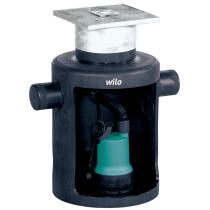 Напорная установка отвода сточной воды Wilo DrainLift Box 32/8
