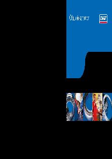 Каталог продукции SKF