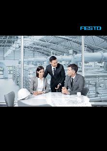 Комплексные решения автоматизации  запорной арматуры Festo
