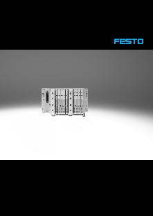 Пневмоострова Festo серии TYP34-G