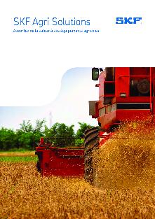 Подшипники для сельскохозяйственного оборудования SKF