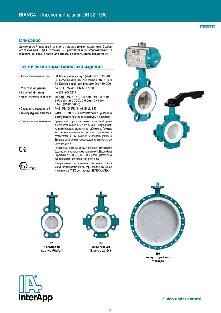 Каталог продукции InterAPP серии BIANCA