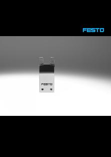 Угловые захваты Festo серии DHWS
