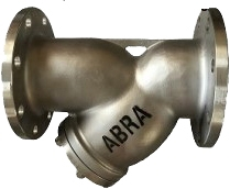 Фильтр сетчатый фланцевый ABRA YF-3000-SS316 PN16 DN80