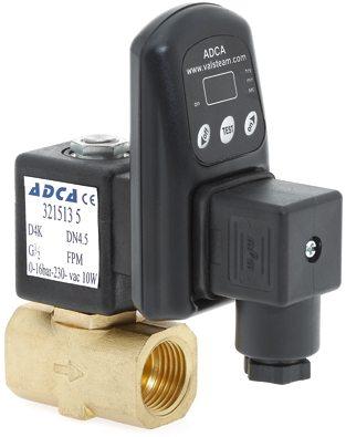 Клапан автоматический для спуска сжатого воздуха с таймером ADCA CAD-16 DN1/2 PN16