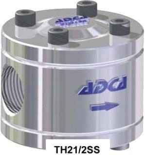 Конденсатоотводчик термостатический резьбовой ADCA TH21-2SS DN1 PN40