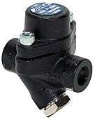 Конденсатоотводчик термостатический стальной резьбовой ADCA TH32Y DN3/4 PN40