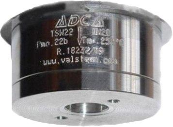 Конденсатоотводчик термостатический из нержавеющей стали фланцевый ADCA TSW22 DN25 PN16/PN40