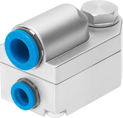 Обратные клапаны и клапаны быстрого выхлопа