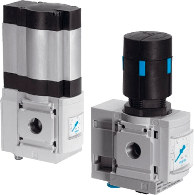 Регуляторы давления сжатого воздуха