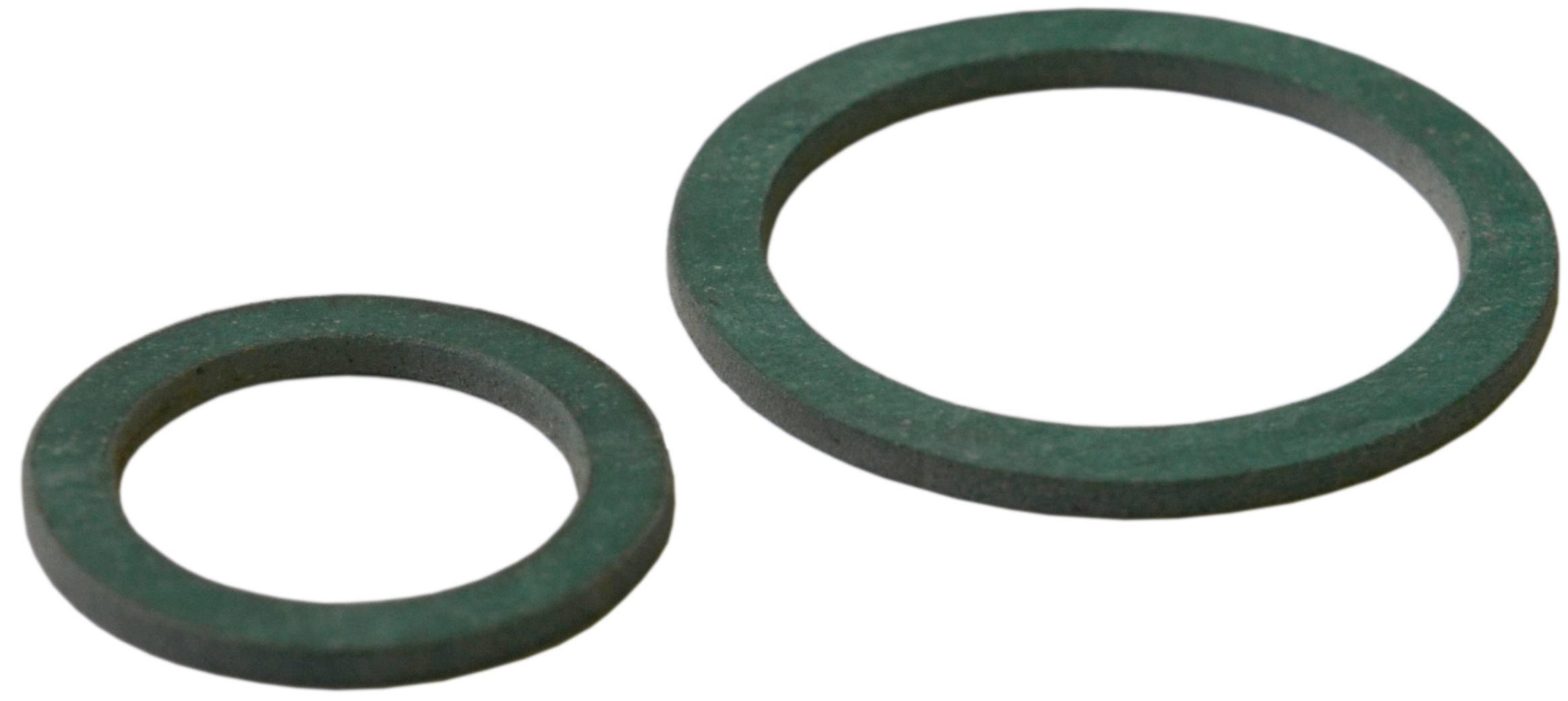 Прокладка Ду-200 Ру10-40 безасбестовая паранитовая