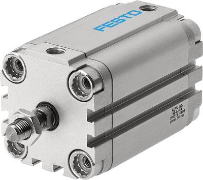 Компактный цилиндр Festo ADVU-40-50-A-P-A