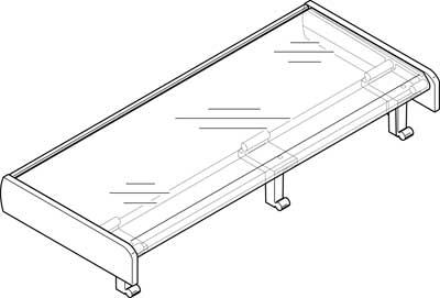 Панель для информационных табличек Festo ASCF-H-L2-6V